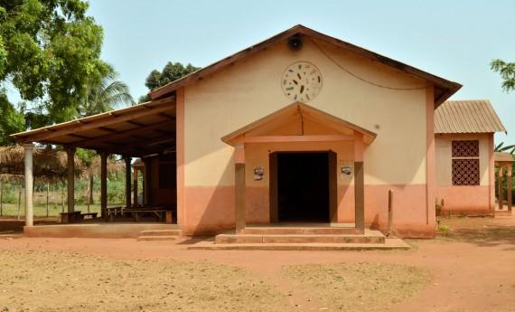 Historique de la paroisse