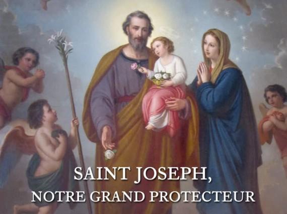 ANNEE SAINT JOSEPH